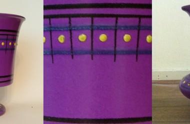Objecten en detail van Modica - decor Paris