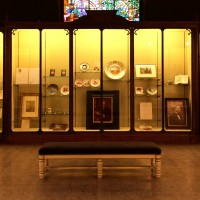 Museumzaal Musée National Adrien Dubouché in Limoges