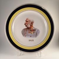 Herinneringsbord Franz Joseph I, producent onbekend