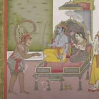 Indiase tekening Rijksmuseum, RP-T-1993-362