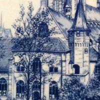 Detail tegel Prinsenhof