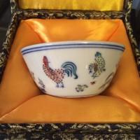 Modern porseleinen kippenkopje, Jingdezhen