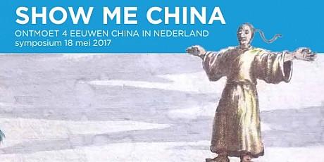 Show me China